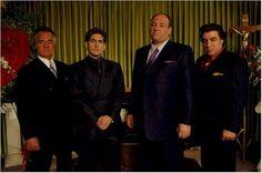 """The Sopranos"" Photo Gallery: Tony Sirico, Michael Imperioli, James Gandolfini, Steven Van Zandt"