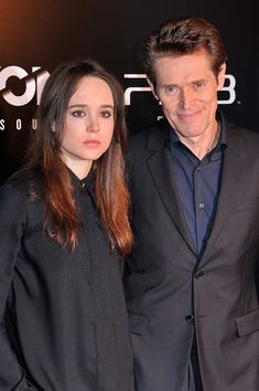 Ellen Page - 'Beyond: Two Souls' Premieres in Paris