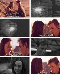 """""""If you could hold me.. me, in your hand.."""" -Wanda"""