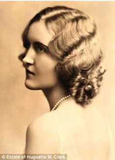Hugette Clark was an American copper heiress. She was very shy and became a recluse in her old age. She died last year at the age of 104.