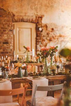 Decoração Rústica em Casamentos
