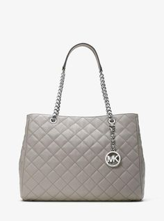 Michael Michael Kors Susannah Leather Tote $160.50 (michaelkors.com)