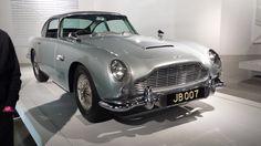Looking for similar pins? Follow me! http://kohlsson.link/1W5N6ws | kevinohlsson.com Aston Martin DB5 [OC][4128x2322]