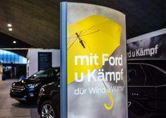Plakatkampagne für die Auto Kämpf AG Heimberg
