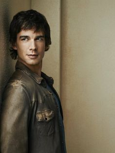 Christopher Gorham plays a blind spy in Covert Affairs.... But we're not blind to his good looks, are we?