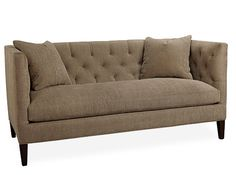 Lee Industries english roll armed sofa...Actually own this in a ...