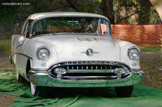 1955 Oldsmobile Ninety-Eight Holiday Deluxe Sedan