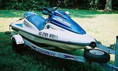 2001 Polaris Virage 10' Jet Ski & Trailer - North Carolina