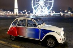 Paris and Montmartre by Night Tour in a 2CV If you're in search of a Paris activity to remember, enjoy a 2-hour Montmartre night tour by 2CV, a classic French car. From the cozy comfort of the 2CV, admire the sights of Paris lit up in all her glory while a private driver takes you around the city and the Montmartre district. To ensure that you enjoy a truly sparkling experience, a bottle of Champagne is included. Select a departure time when booking.After hotel pickup, begin y...
