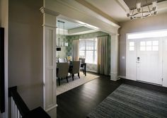 Veridian Homes - Harrison SS Entryway