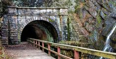 Paw Paw Tunnel (155.2) - C&O Canal Guide