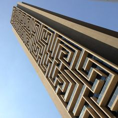 Maze Tower, Sheikh Zayed Road
