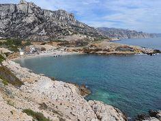 Calanques Marseille MSDV