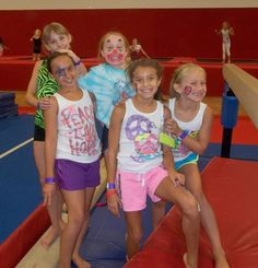 Pictures From Under the Big Top | Best Gymnastics