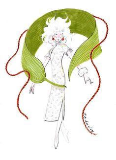 Illustrations, Graphic Illustration, Barbie Fashion Sketches, Character Art, Character Design, Posca Art, Art Portfolio, Anime Art Girl, Figure Drawing