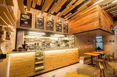 Espresso Giornale Toreo, Mexico City, 2015 - METRO ARQUITECTOS