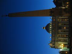 #Rome piazza San Pietro