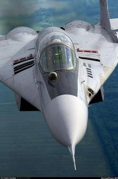 MiG-29 Fulcrum - available for flights at MiGFlug!