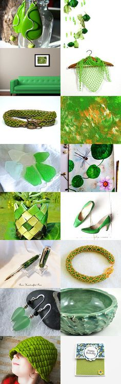 Sprout by Denise Wilburn on Etsy--baby mobile buy from women team buyfromwomen ceramic bowl crocheted hat gift card holder green cotton scarf handmade bracelet handmade earrings handturned pen nature photography origami planter original painting self taught artists spring green finds spring green gift ideas statteam vintage shoes