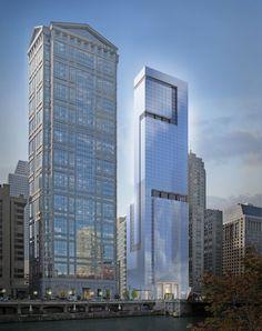Super Luxury Rental Buildings in Chicago