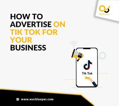 The Tik Tok platform allow users to advertise on Tik Tok very effectively with its platform as well as with on its sister applications such as Vigo Video. Effective Ads, Advertising Methods, Branding Services, Target Audience, Mobile Application, People Around The World, Tik Tok, Platforms