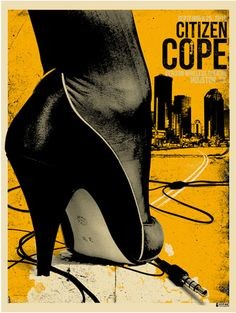 Citizen Cope Design Houston '10 by HYP-INC.com, via Flickr