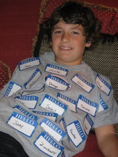 Identity Thief- cute and cheap Halloween costume