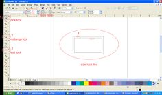 how to make visiting card in corel draw pic-2