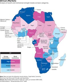 A New Map for Business in Africa