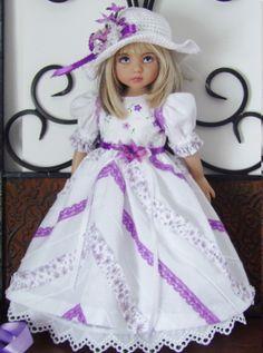 Dress set made For Effner Little Darling Dolls