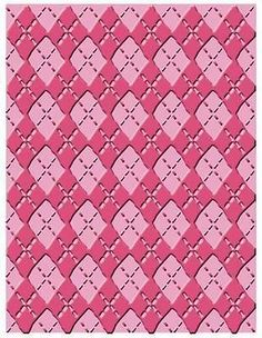 Cuttlebug Embossing Folder Argyle A2 Size New in Package | eBay