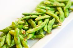 Edamame..it's what's for dinner.