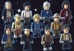 Coming Soon: New Doctor Who Character Building Collection | DAVID TENNANT NEWS UPDATES