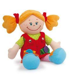 Bambola Chiara http://www.giocotherapy.it/giochi-e-giocattoli/292-bambola-chiara-.html