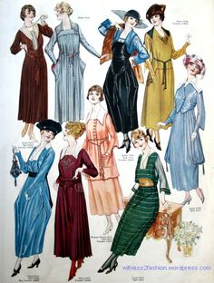 All Modern Fashion Styles for Sale Edwardian Gowns, Edwardian Fashion, Vintage Fashion, French Fashion, Fashion Mag, Emo Fashion, Fashion Design, Ladies Fashion, Fashion Tips