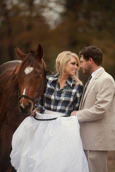 Arkansas Barn Wedding Venue The Barn At Twin Oaks Ranch - Rustic Wedding Chic Plaid Wedding, Chic Wedding, Wedding Styles, Dream Wedding, Wedding Ideas, Wedding Stuff, Wedding Photos, Flannel Wedding Dress, Wedding Planning