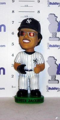 Reggie Jackson New York Yankees Bobblehead Bobble Head