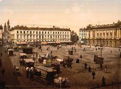 1890-1900 - Toulouse. Place du Capitole