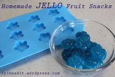 My girls love, love, love fruit snacks!  I saw this post for homemade jello fruit snacks and thought it would be fun for my girls and I to make together.  My 4-year-old helps me cook all the time, …
