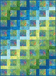 Rainbow Sorbet Quilt Pattern Quilting For Beginners Made Easy Quilting for beginners may be a a laug 3d Quilts, Batik Quilts, Cute Quilts, Easy Quilts, Mini Quilts, Farm Animal Quilt, History Of Quilting, Quilt Blocks, Quilt Boarders