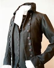 mens colonial coat | 18th Century Colonial Costumes | Halloween Costume Articles From A to ...