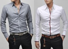 Formal Slim Fit Dress Shirt