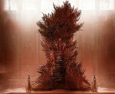 This hauntingly beautiful Game of Thrones / ASOIAF artwork from Marc Simonetti is quite simply amazing, and you can even add to your own collection! Game Of Thrones Chair, Game Of Thrones Art, Iron Throne Game, Game Of Thrones Episodes, Fantasy Books To Read, Deviantart, Game Character, Art Google, Cover Art