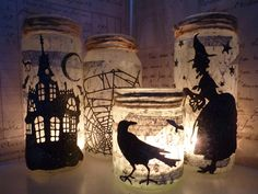 Words and Pictures: Haunted Jars