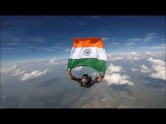 Indian Army Wallpapers, Indian Flag, Skydiving, Independence Day, Baby Car Seats, Children, Youtube, Young Children, Diwali