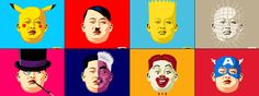 Hilarious 'Kim Jong-Un' Illustrations by Butcher Billy