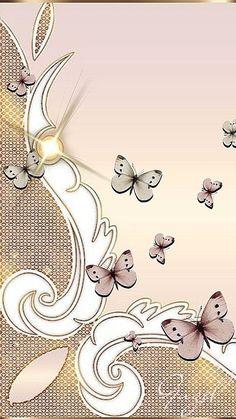 Golden Wallpaper, Luxury Wallpaper, Locked Wallpaper, Cool Wallpaper, Phone Background Wallpaper, Cellphone Wallpaper, Wallpaper Backgrounds, Iphone Wallpaper, Dragonfly Wallpaper