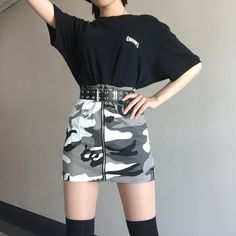 Stepbrothers 2 A dirty BTS fanfiction sequel 25 Korean Fashion BTS Dirty fanfiction sequel Stepbrothers Tumblr Outfits, Edgy Outfits, Korean Outfits, Grunge Outfits, Grunge Fashion, Cute Fashion, Look Fashion, Fashion Outfits, Womens Fashion