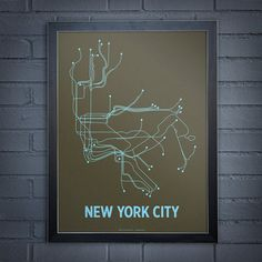 31 new york city designer poster inspiration photo