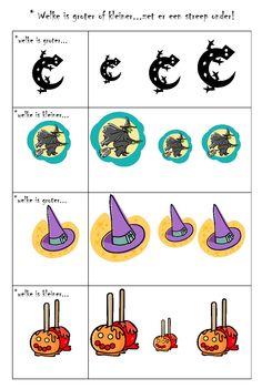 * Halloween: Zet een kring om... | * HALLOWEEN, HEKSEN ...